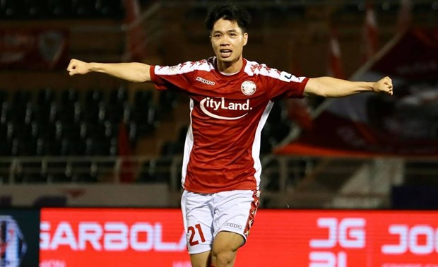 Another Vietnamese player joins AFC's campaign against COVID-19 hinh anh 1