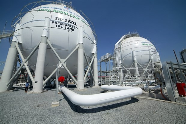 PVGas' revenue down 6.6 percent in Q1 hinh anh 1