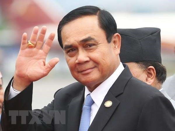 Thai PM to attend online ASEAN+3 meeting on COVID-19 hinh anh 1