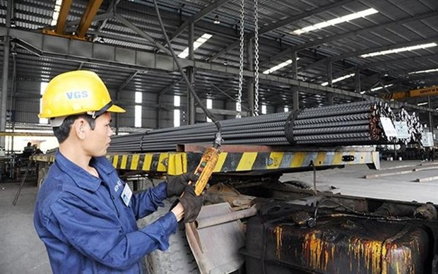 Steel producers hit hard by pandemic hinh anh 1