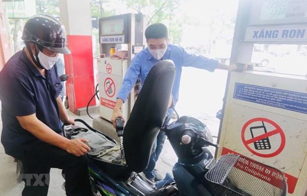 Vietnam has high petroleum stockpile hinh anh 1