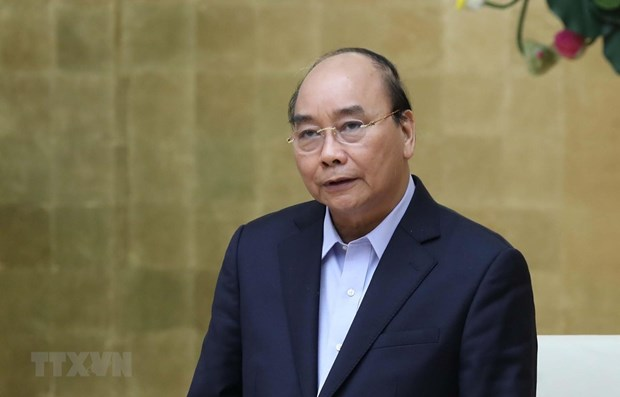 PM orders stricter physical distancing hinh anh 1