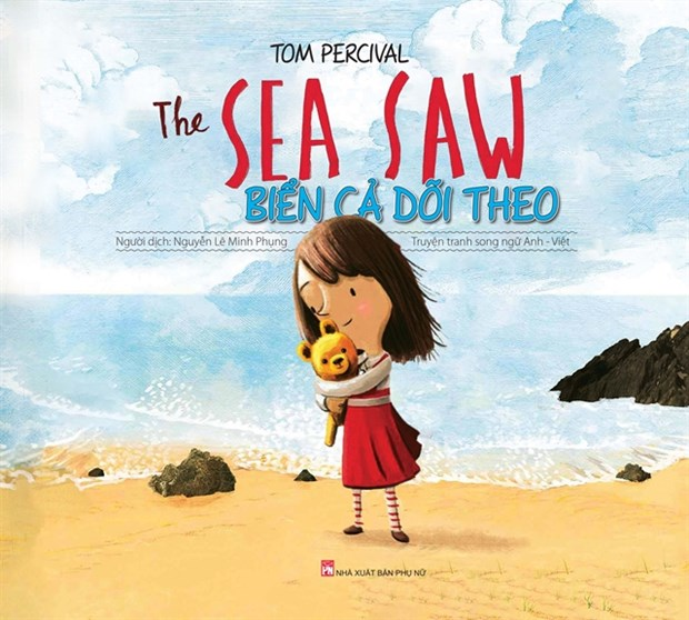 Publisher releases bilingual picture book hinh anh 1