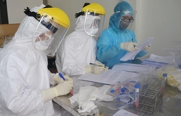 Vietnam's total COVID-19 cases increase to 265 hinh anh 1