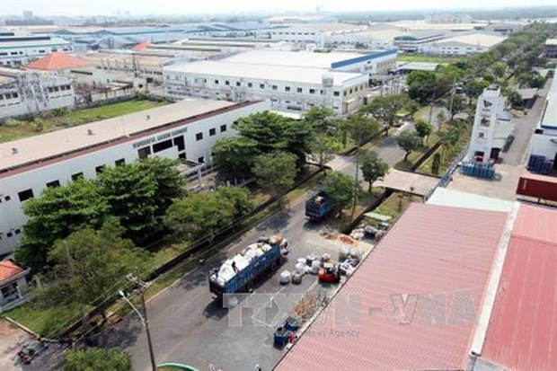 Investment in HCM City's export processing, industrial zones up 86 percent hinh anh 1