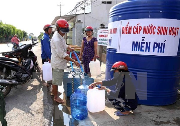 Tien Giang invests big to ensure clean water for coastal districts hinh anh 1