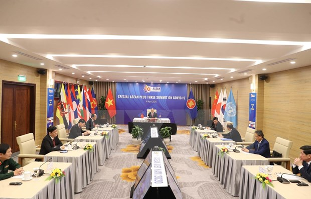 Chinese expert lauds Vietnam's role in organising ASEAN, ASEAN+3 summits on COVID-19 hinh anh 1