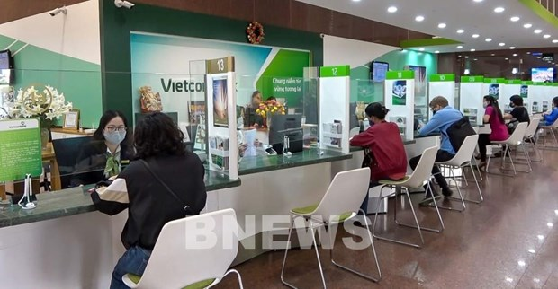Vietcombank slashes interest payments by 10% for pandemic-hit borrowers hinh anh 1