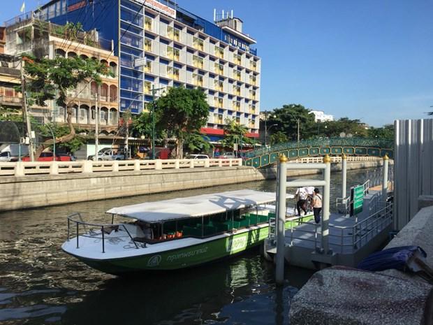 Bangkok revitalises waterway services hinh anh 1
