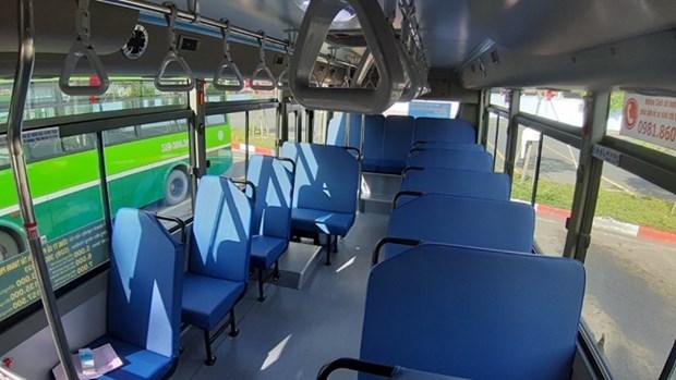 HCM City continues to halt passenger transport until April 22 hinh anh 1
