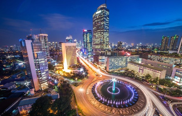 IMF forecasts slight economic growth for Indonesia in 2020 hinh anh 1
