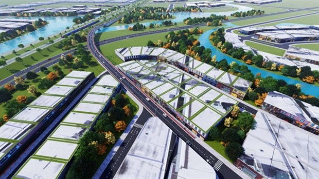 Key fly-over bridge to boost west zone traffic links hinh anh 1