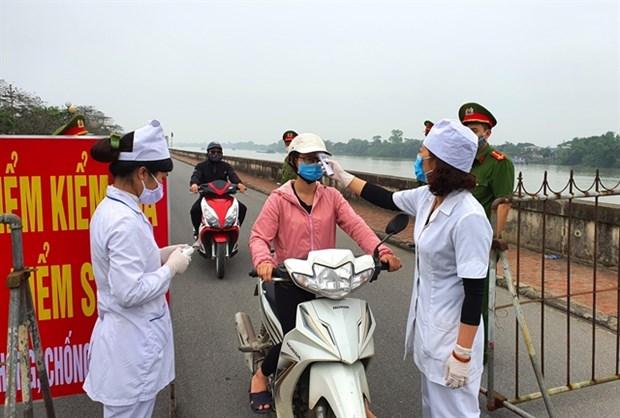 PM allows exports of medical face masks hinh anh 1