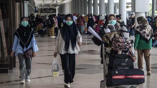 Indonesia cuts tourist arrivals target more than half due to COVID-19 hinh anh 1
