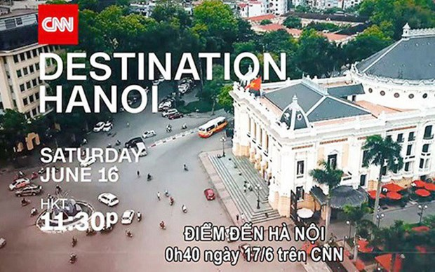 Hanoi halts 4-million-USD tourism promotion package on CNN hinh anh 1