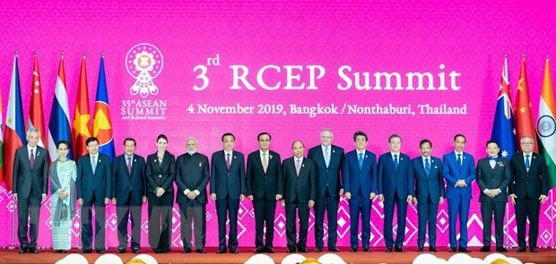 Extra efforts made to sign RCEP in Vietnam in late 2020 hinh anh 1