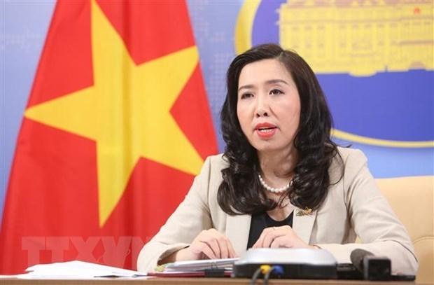 Vietnam strongly protests establishment of so-called Sansha city hinh anh 1