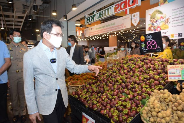 Thailand pushes harvest fruit sales on domestic market hinh anh 1
