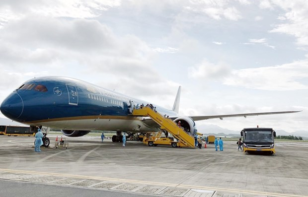 Commercial flights at Van Don airport to be resumed in early May hinh anh 1