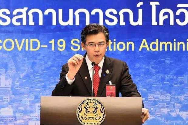 Thai government asks public to continue work from home hinh anh 1