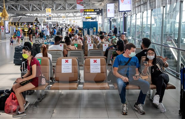 Thailand extends foreigners' visas for 3 more months amid COVID-19 hinh anh 1