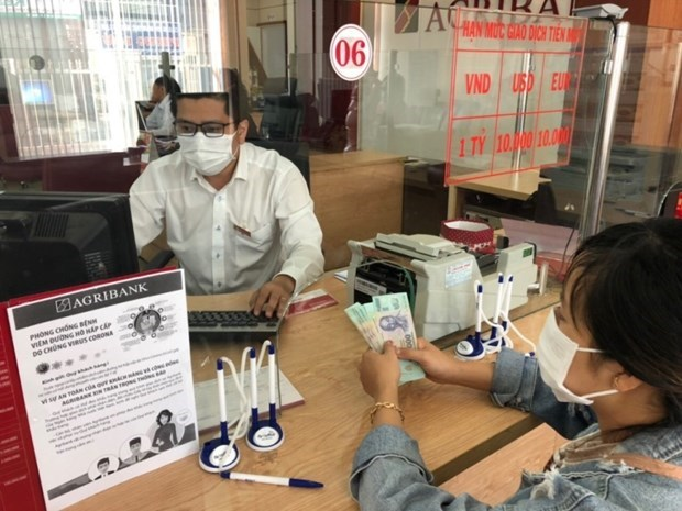 Agribank to reschedule 10.5 billion USD worth of debt for epidemic-hit customers hinh anh 1