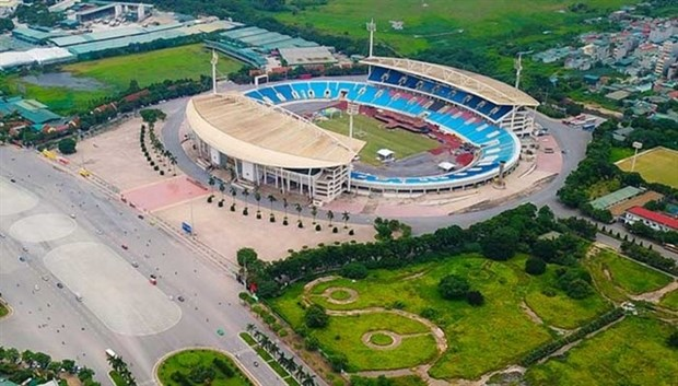 My Dinh National Stadium to be repaired to host SEA Games 2021 hinh anh 1