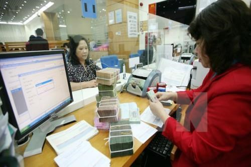 Reference exchange rate up 5 VND on April 23 hinh anh 1