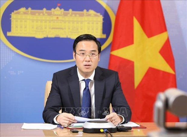 VN actively contributes to maintaining regional, world peace, stability, cooperation and development hinh anh 1