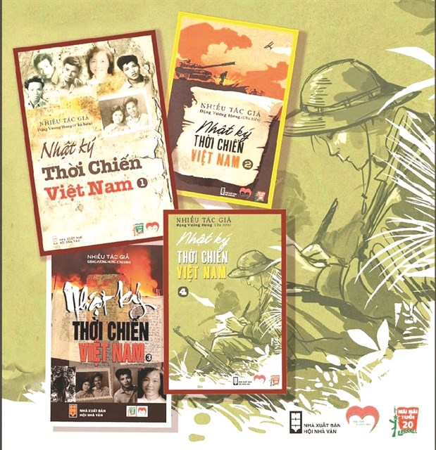 Wartime diaries published in new series hinh anh 1