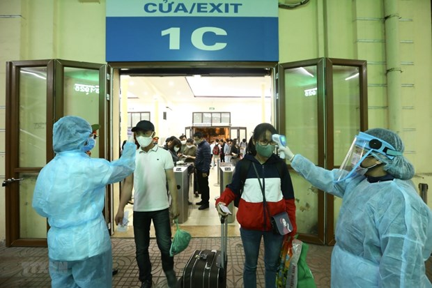 Vietnam records no new COVID-19 cases over eight consecutive days hinh anh 1