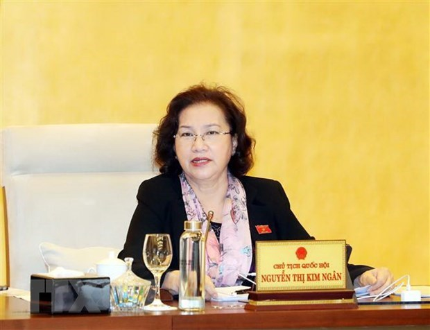 NA's ninth session to begin on May 20 hinh anh 1