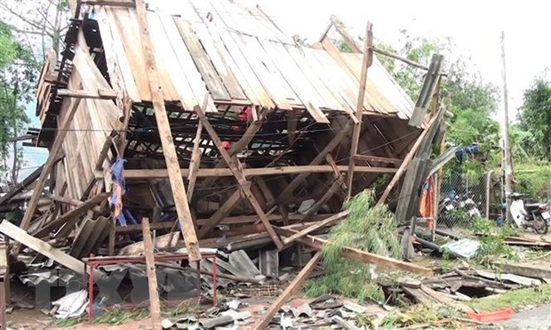 PM calls for measures to cope with natural disasters hinh anh 1