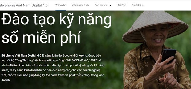 Online business training channel launched hinh anh 1