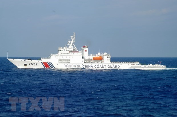 China's actions in East Sea contrary to UNCLOS 1982: experts hinh anh 1