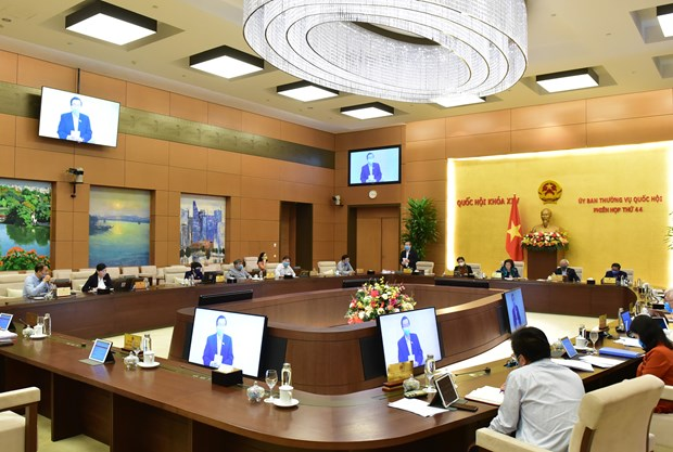 Entry to ILO Convention on Abolition of Forced Labour significant for Vietnam: NA hinh anh 1