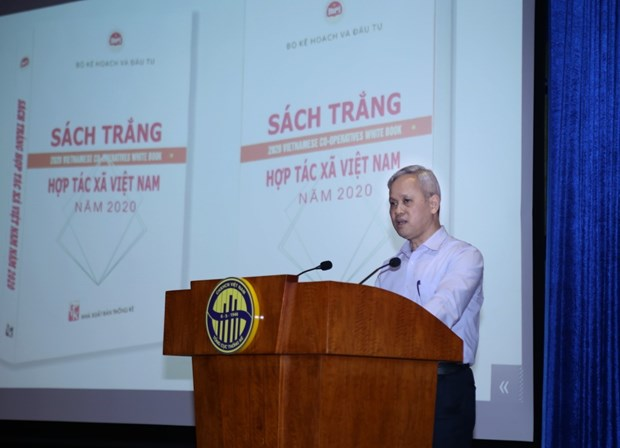 First white book on Vietnamese cooperatives released hinh anh 1