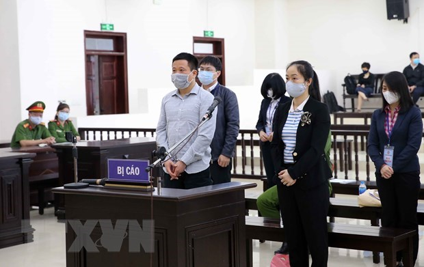 Former bank head faces life imprisonment hinh anh 1