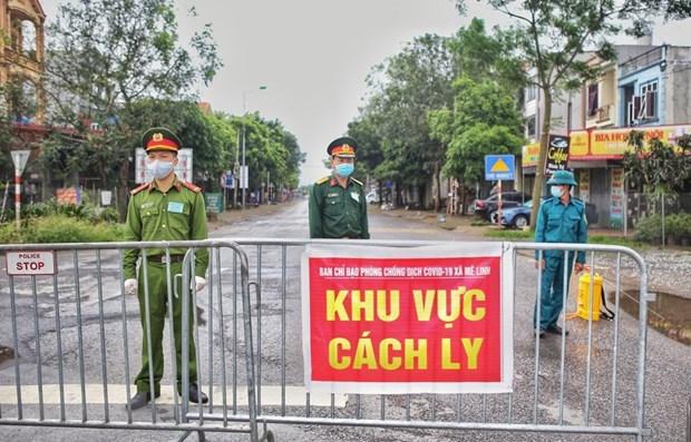 WSJ: Achievements in COVID-19 fight enhance Vietnam's prestige hinh anh 1
