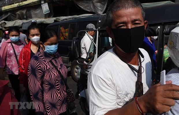 Cambodia warns new wave of COVID-19 hinh anh 1