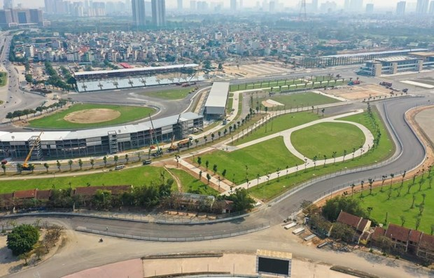 Hanoi F1 Grand Prix may take place late this year hinh anh 1