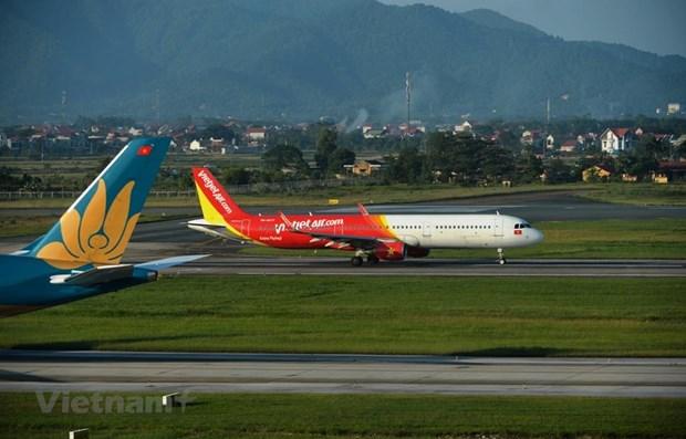 Flights at Van Don airport to be resumed from May 4 hinh anh 1