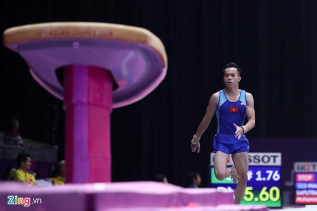"Twists and turns in the life of a would-be Olympic gymnast: ""Practice makes perfect"" hinh anh 4"