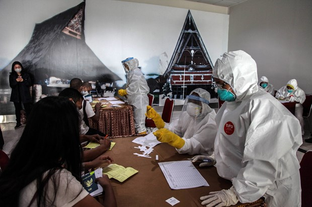 Malaysia enters recovery phase of pandemic: official hinh anh 1