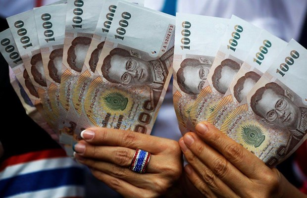 Thailand: 5,000 THB cash relief extended to 16 million people hinh anh 1