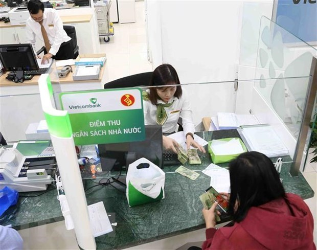 HCM City: State budget collections down 12.4 pct hinh anh 1