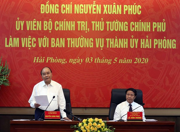 Special mechanism needed for Hai Phong to reach further hinh anh 1