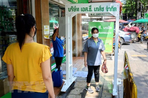 Thailand reports single-digit new COVID-10 cases for seven consecutive days hinh anh 1