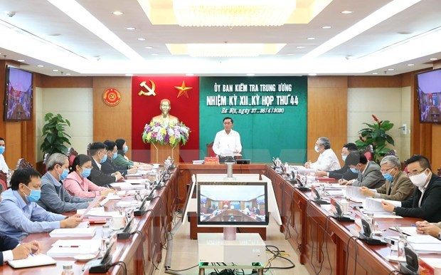 Inspection Commission proposes expelling former official from Party hinh anh 1