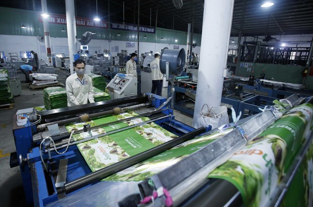Industrial production index grows at slowest pace in many years hinh anh 1